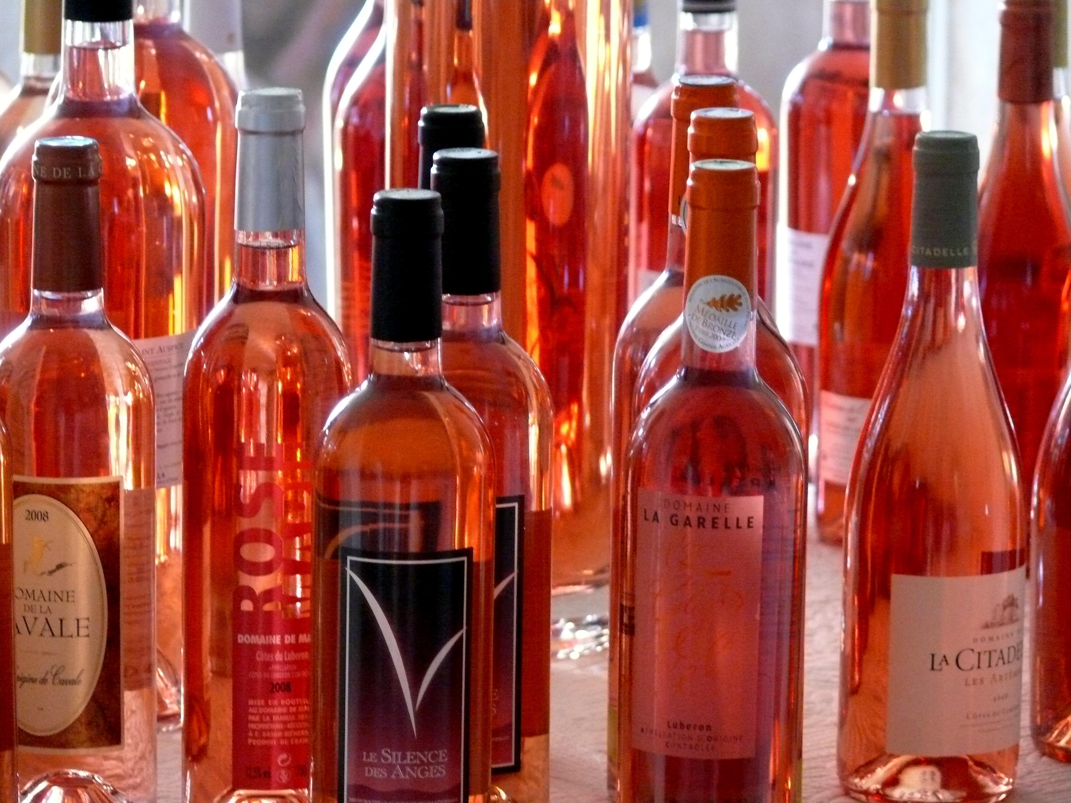 vin-rosé-provence