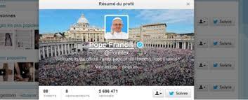 médias sociaux et réligion