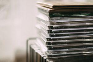 Valentin Rialland : platines cd