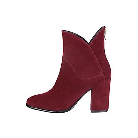 bottines femme-mode