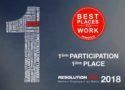Résolution Call : Première place meilleurs employeurs au Maroc 2018