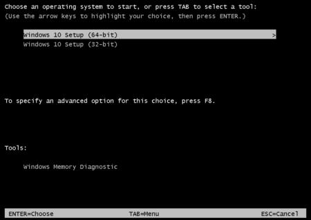 Installation-Windows-10