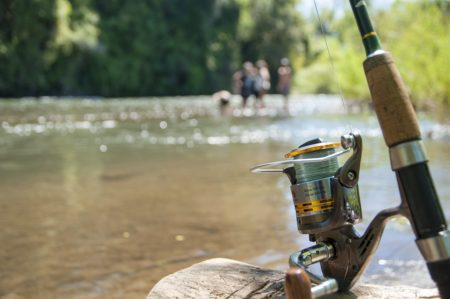le choix du moulinet de pêche