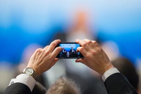 prendre des photos avec son smartphone
