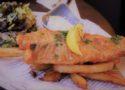 Manger du poisson frais