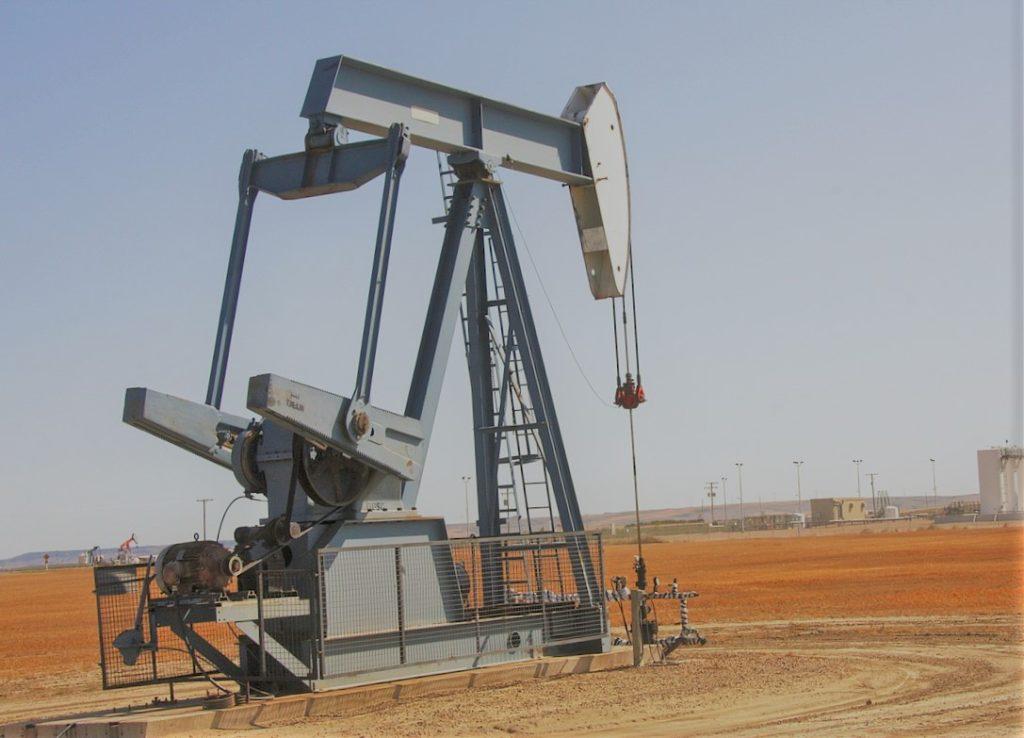 Libye et hydrocarbure