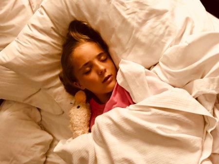 éduquer sommeil enfant