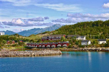 Voyage en Scandinavie