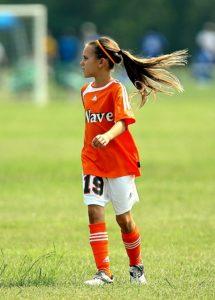joueuses de football féminin, julien manival