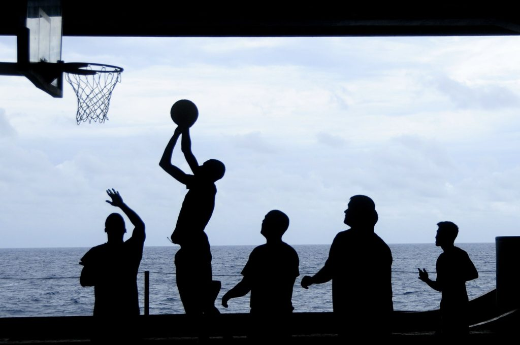 Sports collectifs, julien manival