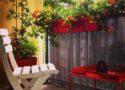 aménager un jardin même en ville