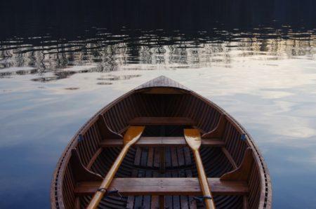 bateau pour la pêche au brochet