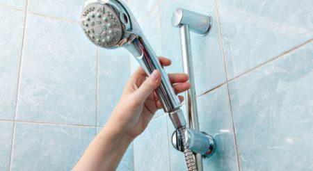 reparer une douche-fuit