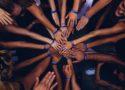 photo cohésion d'un groupe