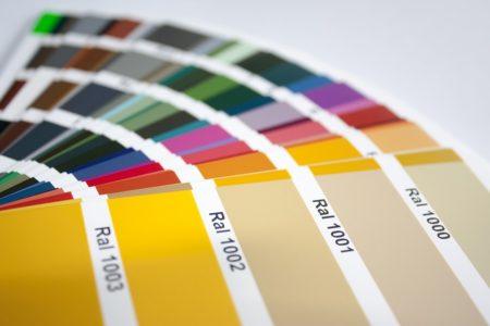 couleurs rals