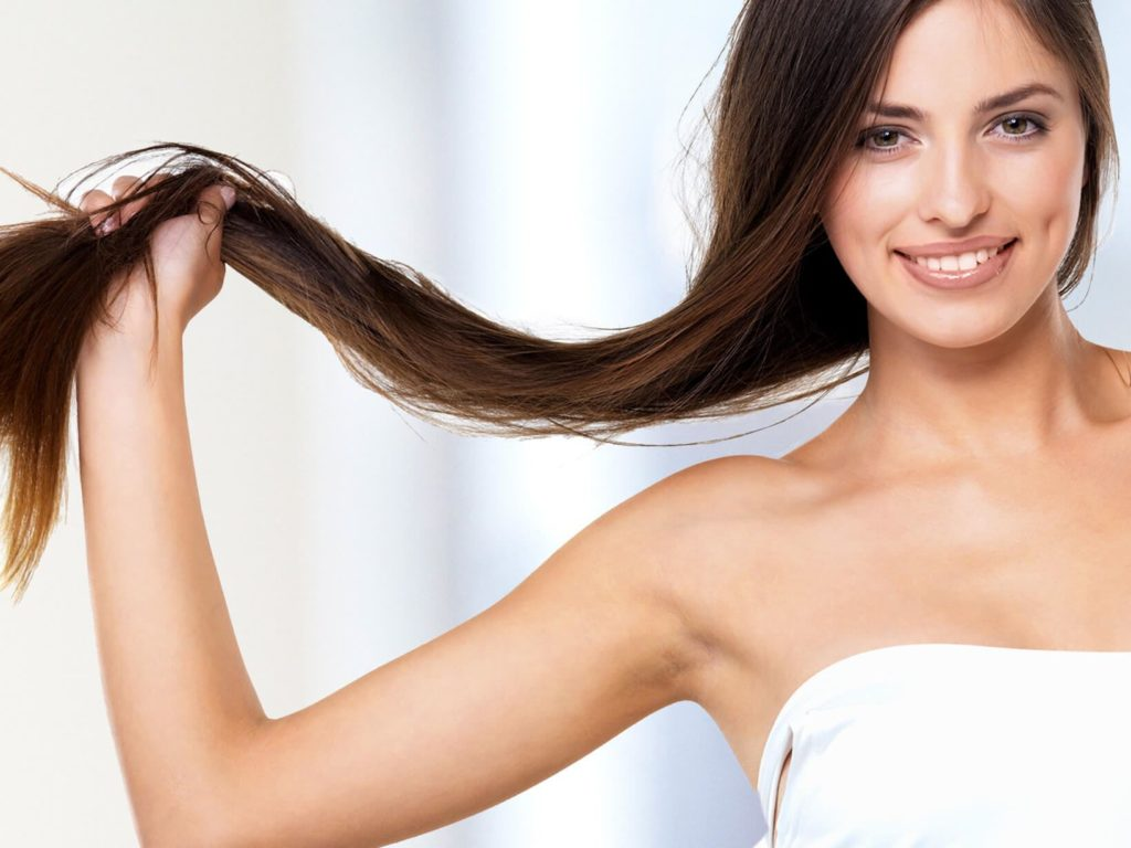 soins capillaires pour tous types de cheveux