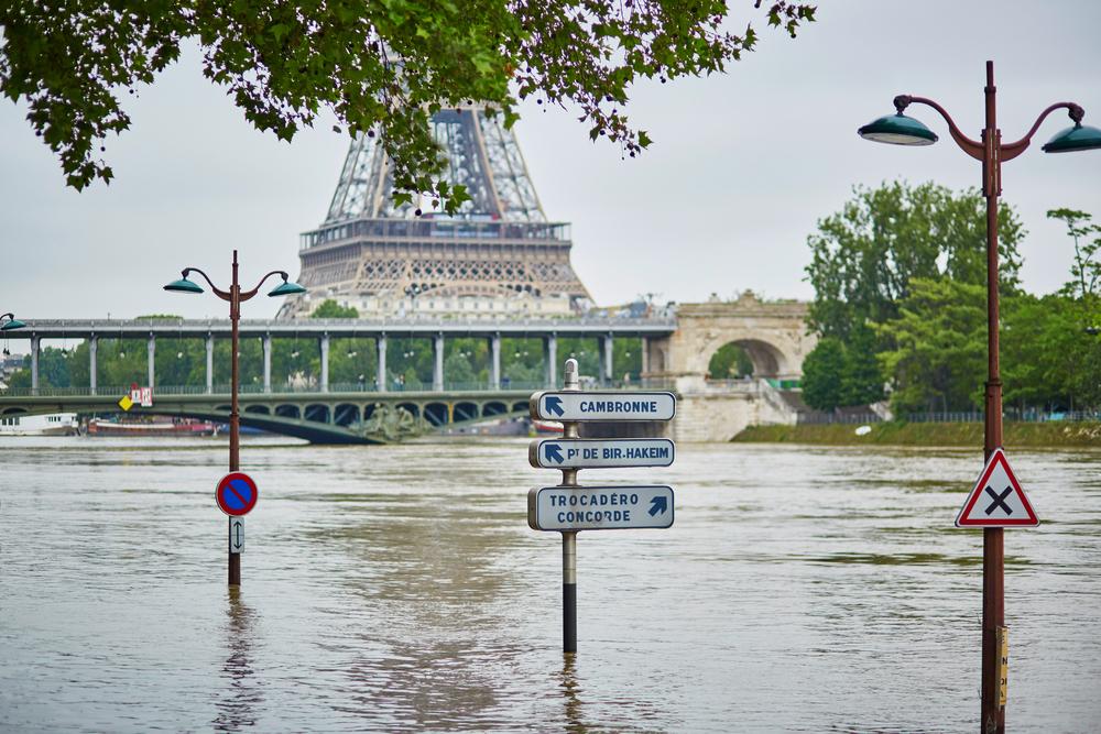 inondation paris ile de france