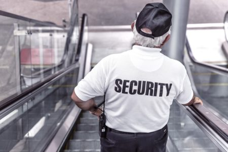 Sécurité d'entreprise