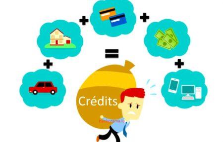 crédit après une séparation