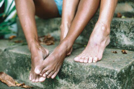 oignon du pied