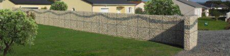 Quels sont les avantages d'une clôture en gabion ?